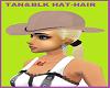 HAL'S TAN AN BLD HAT