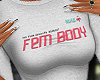 FEM BODY   PRO-FLEX TOP