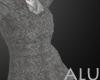 [ALU] Uniform Top Grey
