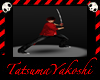 (Tatsuma)Red Katana