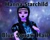 Blue Squaw Hair