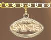 (Sp)Saints Anklet