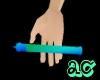 Glowstick Blue Green MF