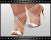Shoes Cabaret  White