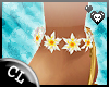 .C Luau Anklet Small L