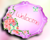 .BC. BELLA'S WELCOME MAT