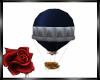 Country Xmas balloon