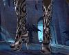Warcraft Sorceress Boots