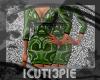 [CP] Misty Dress Green