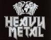 Heavy Metal Lounger