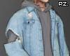 rz. Ripped Jacket
