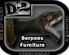 [D2] Serpens - Furniture