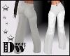 D- Wide Leg White XXL