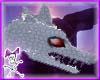 Silver Lupus Dragon