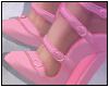 Adeline Heels Pink