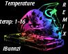 Sean Poul-Temperature