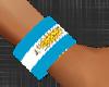 *Bracelet Argentina