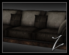 Z | brown Leather Couch