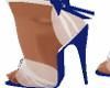 VICKY BLUE SHOES BRIDESM