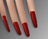 x3' Red Nails | Long