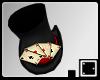 ` 4 Aces Top Hat