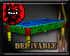 ~R DR Vintage Table Long
