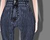 Denim flared pants 2