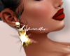♡ The Gold : Earring