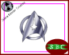 StarFleet Badge 1