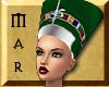~Mar Nefer Crown Sil-Grn