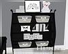 H. Black Nursery Shelf
