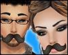 Mustache (Mens)