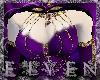 ELVEN Royal Purple Cloak