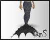 QnS Merman Tail Gray