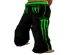 Monster Black Jeans M