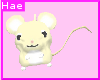 Yellow shoulder mouse