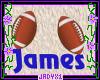 Name Sign - James