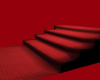 Red Stairs Photo Room