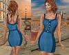 TF* Blue Jean Dress