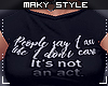 M:I don't care