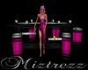 !BM Pink Club Table Set