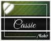 *NK* Cassie (Sign)