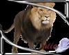 Lion Flat Prop