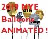 2019 NYE Balloons