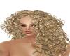 Wild Blonde Curly