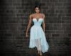 -1m- Light blue dress