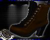 曆 Lala Boots Brown