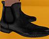 Black Chelsea Boots (M)
