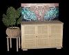 Boho Table Plant Art