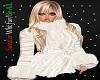 A/L Sweater White Fur